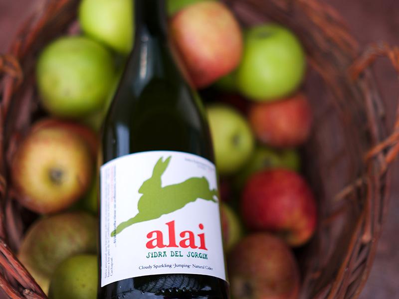 Alai Cider Sidra