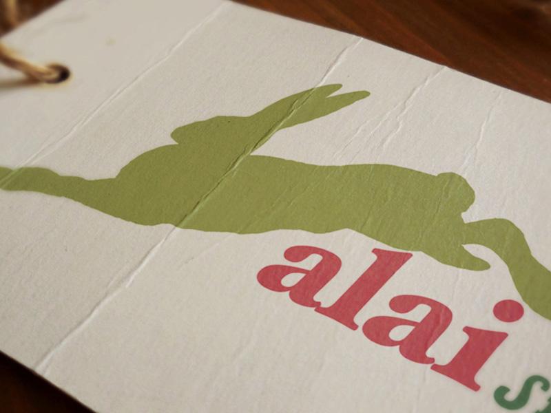 Alai Sidra de Manzana Label