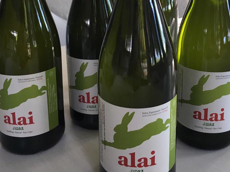 Alai Sidra Santa Cruz Chile